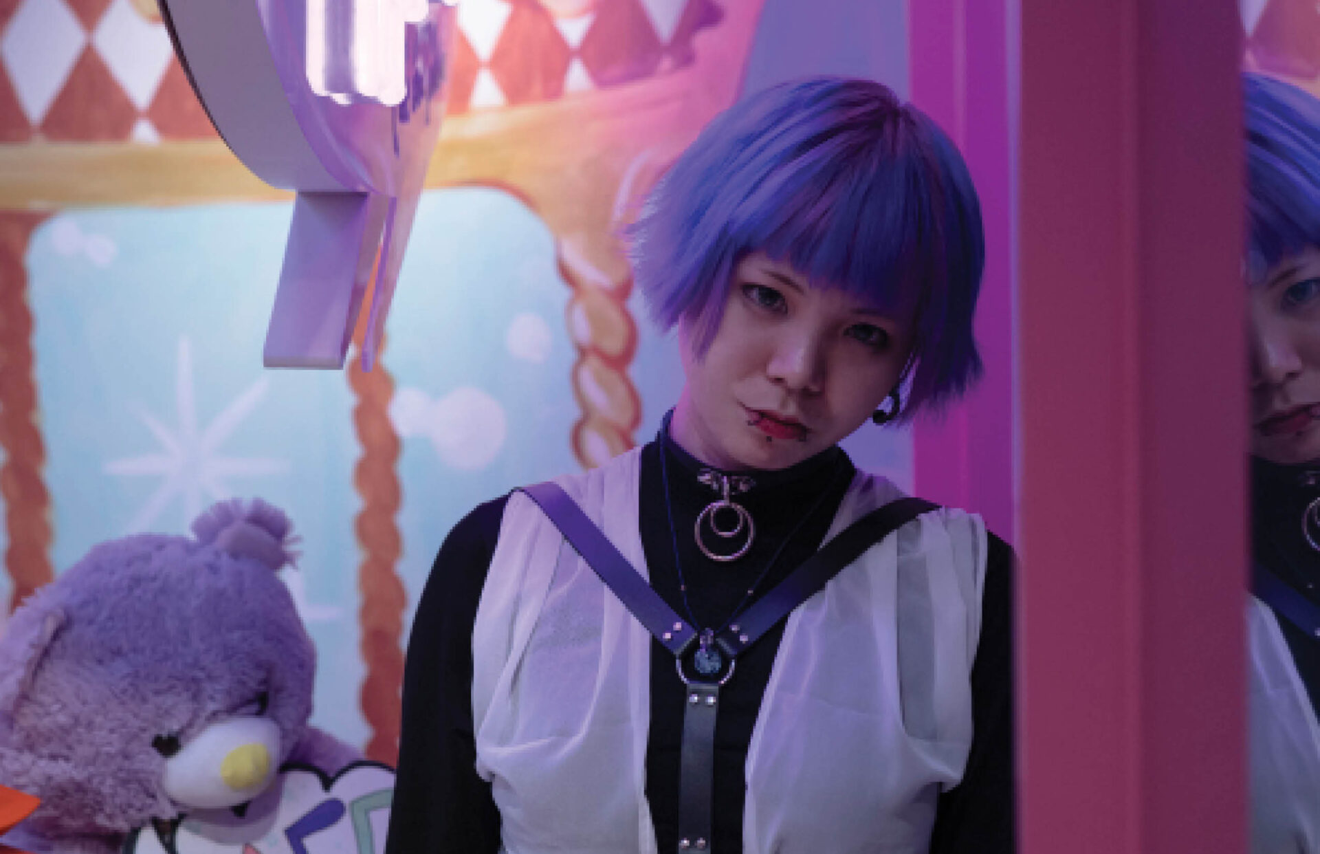 """Ayumi & Pink Kawaii Cafe"" by Keyi Studio from Vithmic Model Agency in Osaka – Japan"