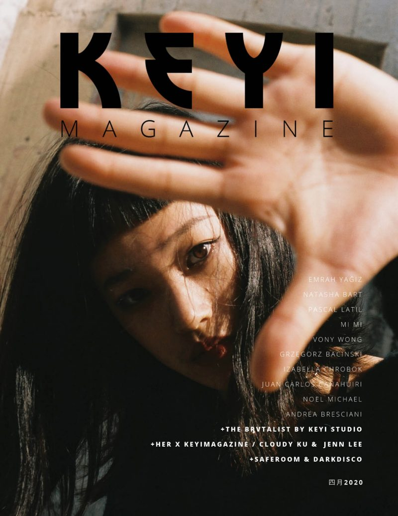 photoshoot in Shenzhen for keyi magazine Berlin by keyi studio