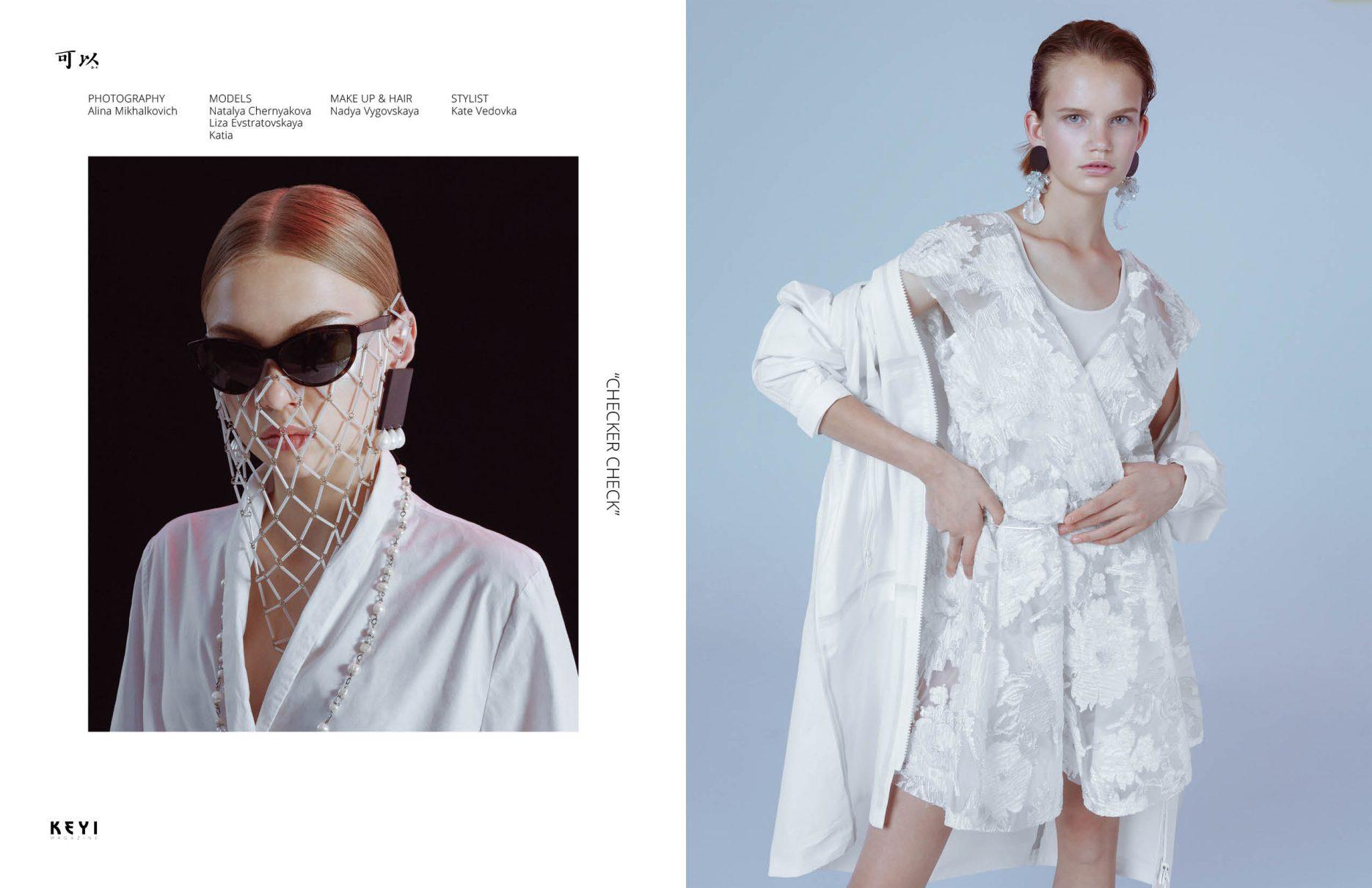 photoshoot for keyi magazine berlin