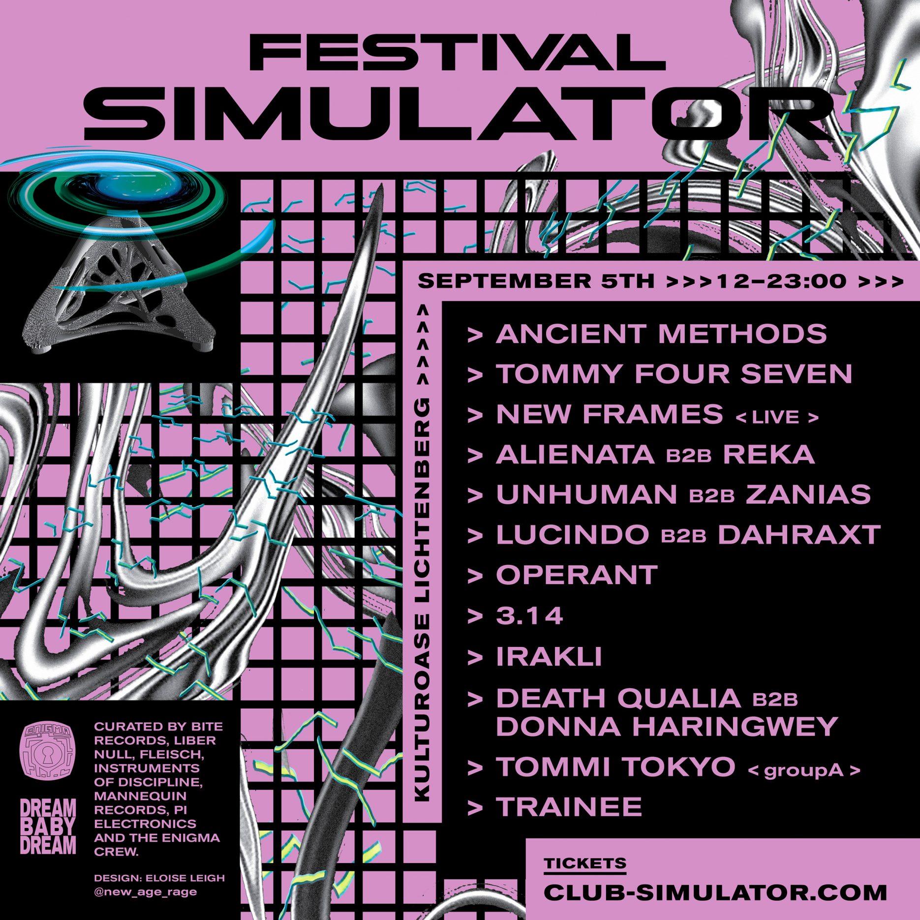 festival simulator berlin