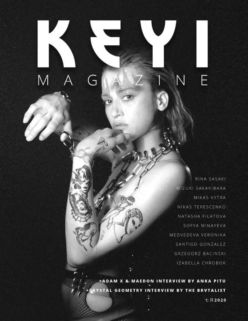 photoshoot for keyi magazine berlin by keyi studio Grzegorz Bacinski I Izabella Chrobok
