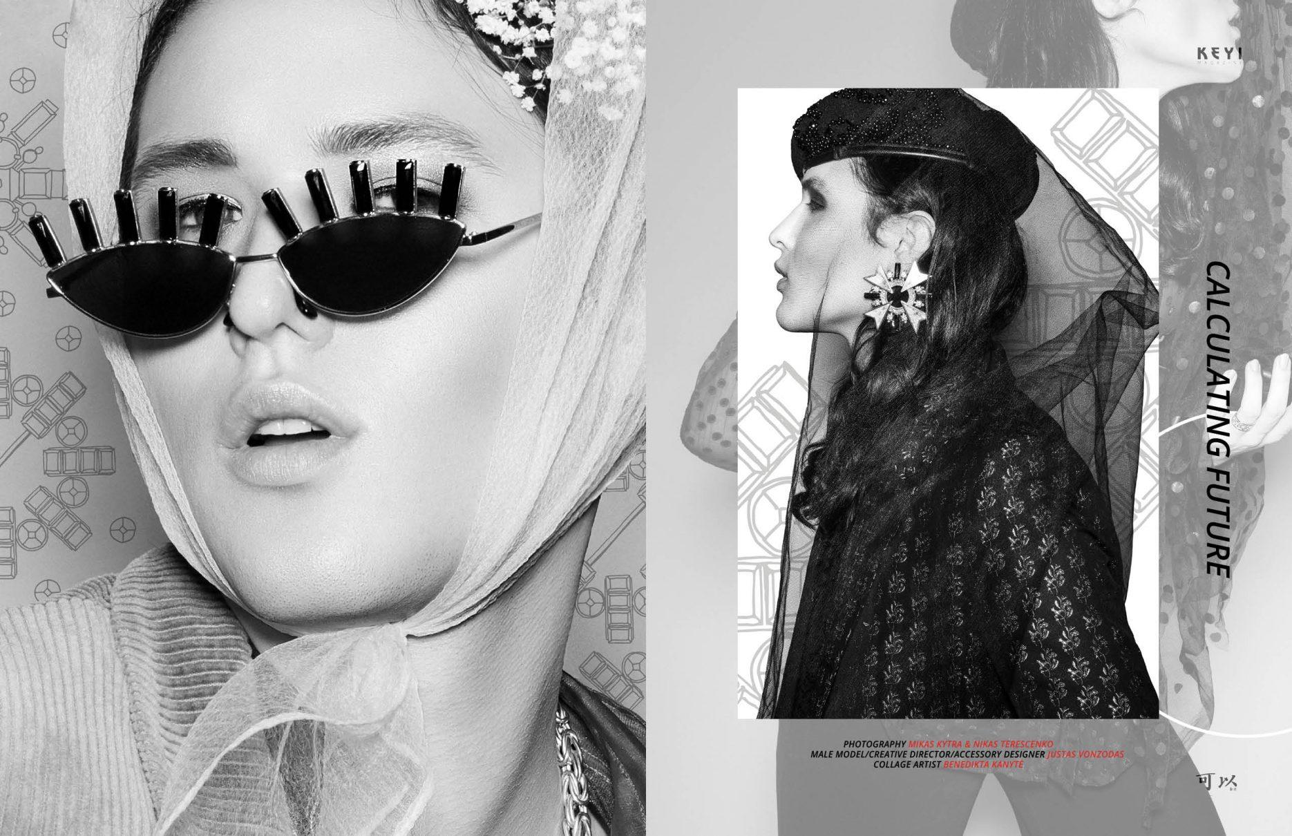 fashion photoshoot for keyi magazine berlin by mikita