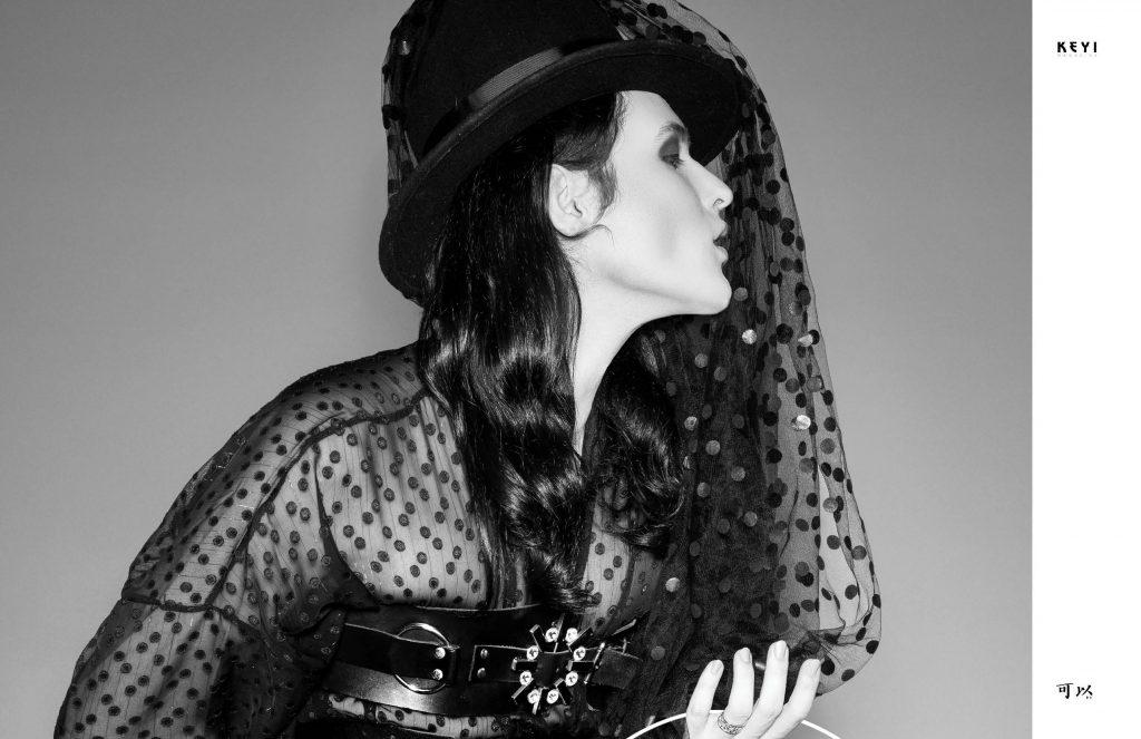 fashion photoshoot for keyi magazine berlin