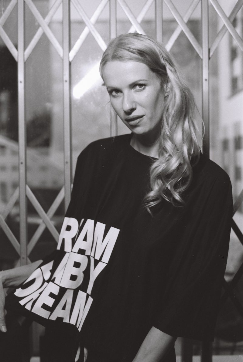 photoshoot for dream baby dream bar by keyistudio for keyimagazine by Grzegorz Bacinski and Izabella Chrobok