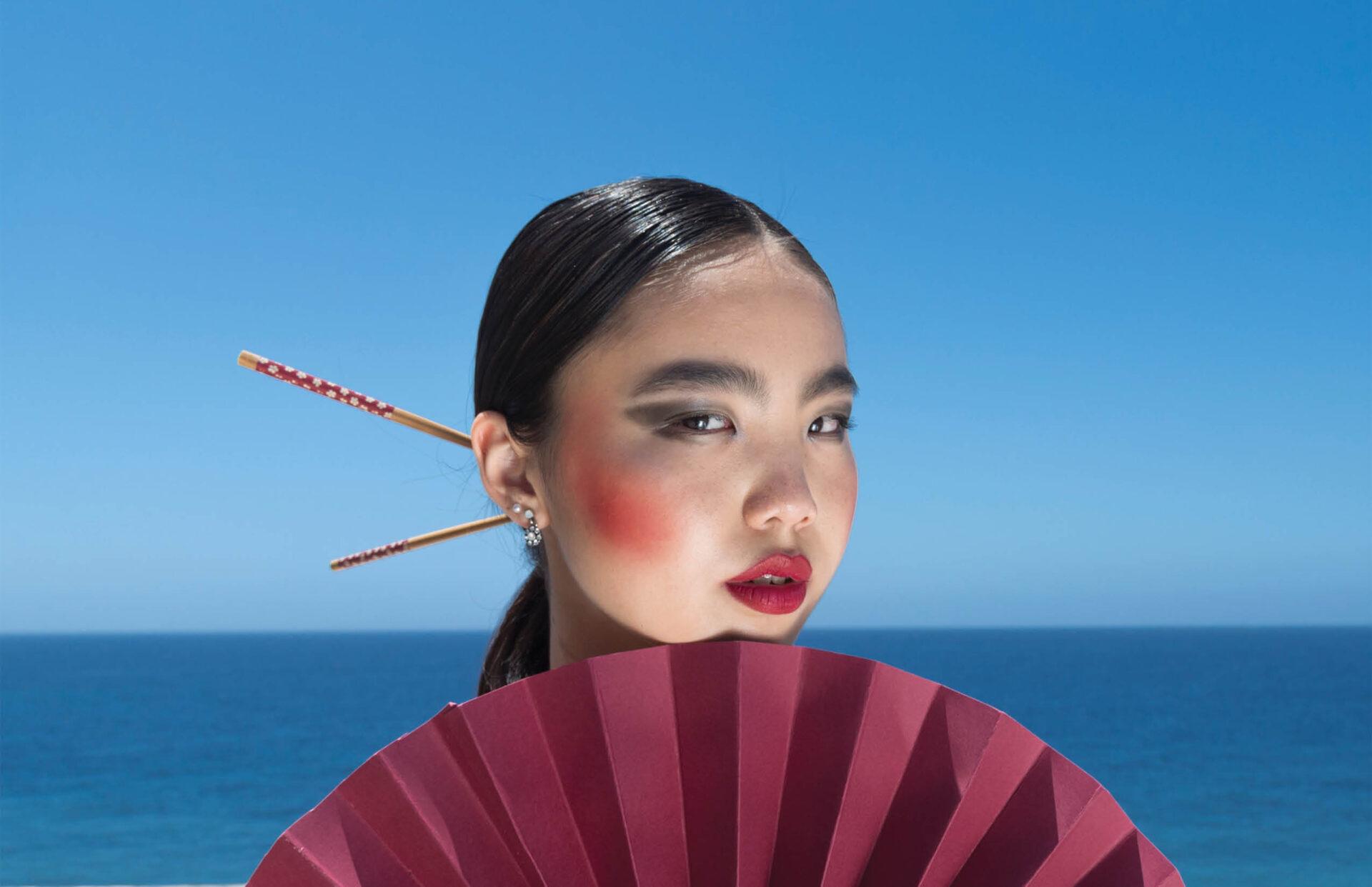 photoshoot by David Rodriguez for keyi magazine