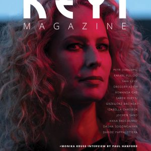 MONIKA KRUSE interview for Keyi Magazine Berlin by Paul Hanford and photos/styling by KEYI Studio Grzegorz Bacinski & Izabella Chrobok