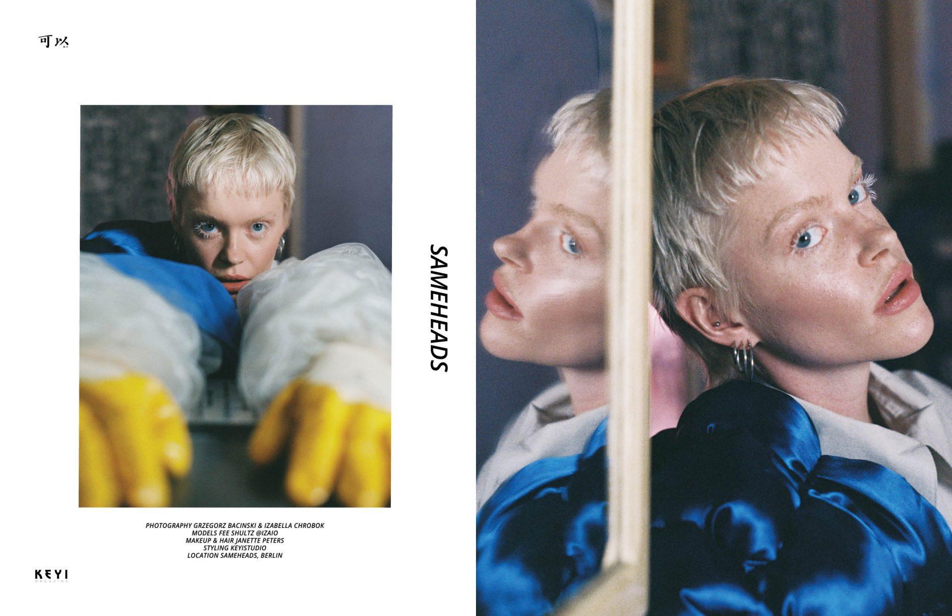 photography/art direction/styling: Izabella Chrobok @berlin_bunny_ & Grzegorz Bacinski @eyes_dice (@keyistudio / Berlin )
