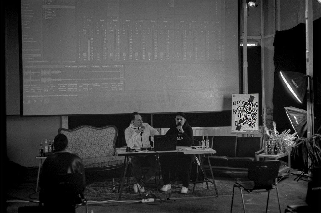 berlin dance music event by keyi studio Grzegorz Bacinski Izabella Chrobok for keyi magazine