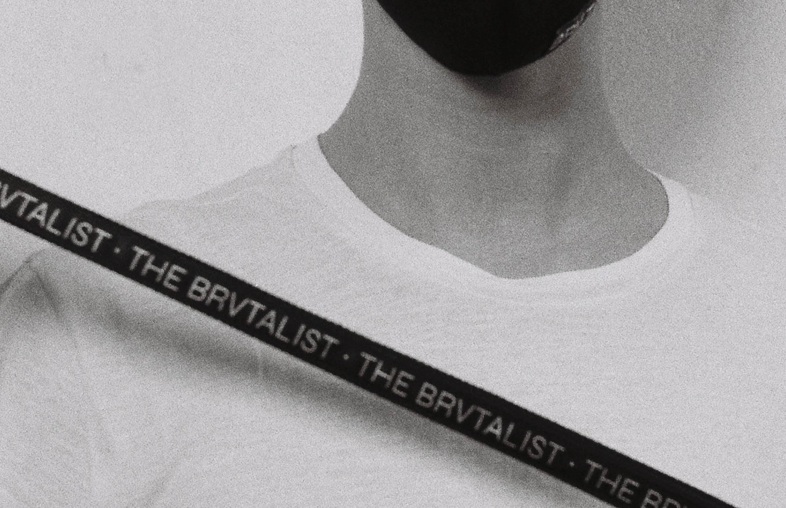 Fuenf x The Brvtalist Capsule Collection by Grzegorz Bacinski & Izabella Chrobok from KEYI STUDIO