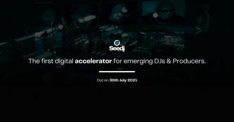 """NEWS:SeeDJ is the first """"digital accelerator"""" for DJs. Look for more details at KEYI MAGAZINE / Fashion , art music / Magazine"""