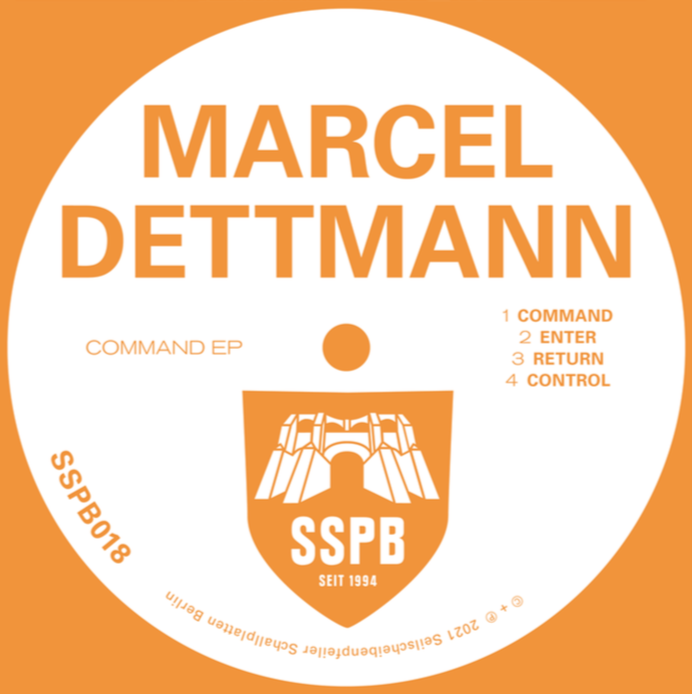 NEWS:Marcel Dettmann released new record Command EP on Seilscheibenpfeiler.