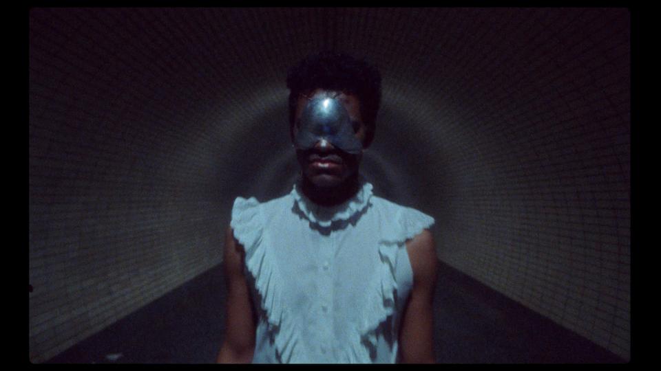 FILM:Somebody by Jordan Blady. Starring Baďa Diaby. Styling and designs by: Dominika Kozakova