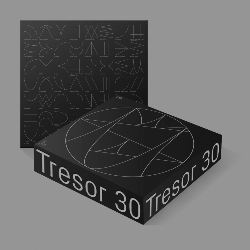 NEWS:The Tresor 30 compilation represents a major landmark in this continuing history of electronic music.