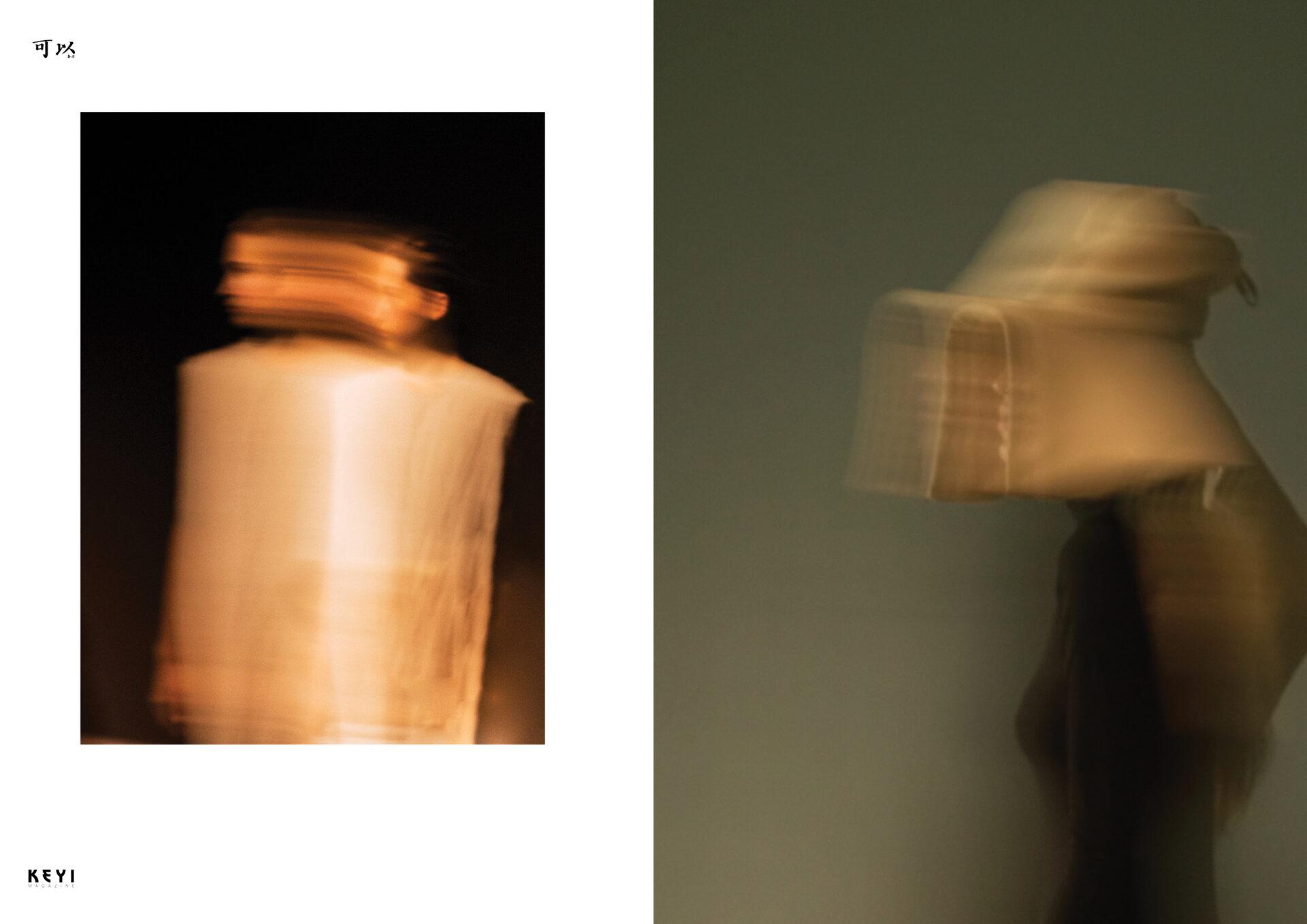 """Ecopack"" by Yulia Dahl with Karolina Oliynyk,Nina Musienko,Adama Diedhiou and Yulia Barbakar. Styling and fashion by Irina Dzhus"