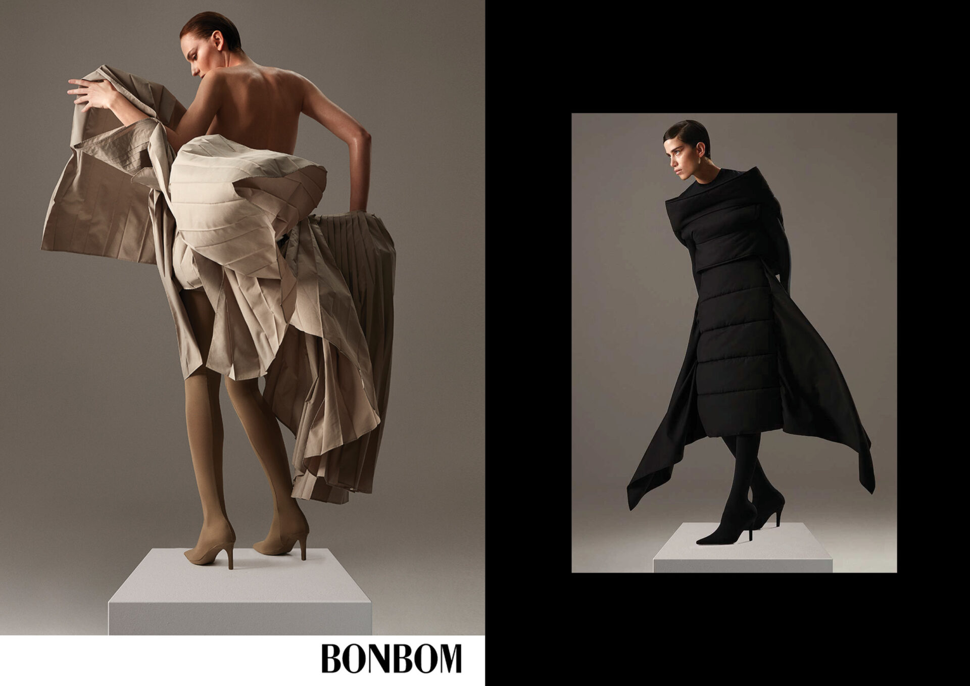 TALK:BONBOM by Beca Montenegro