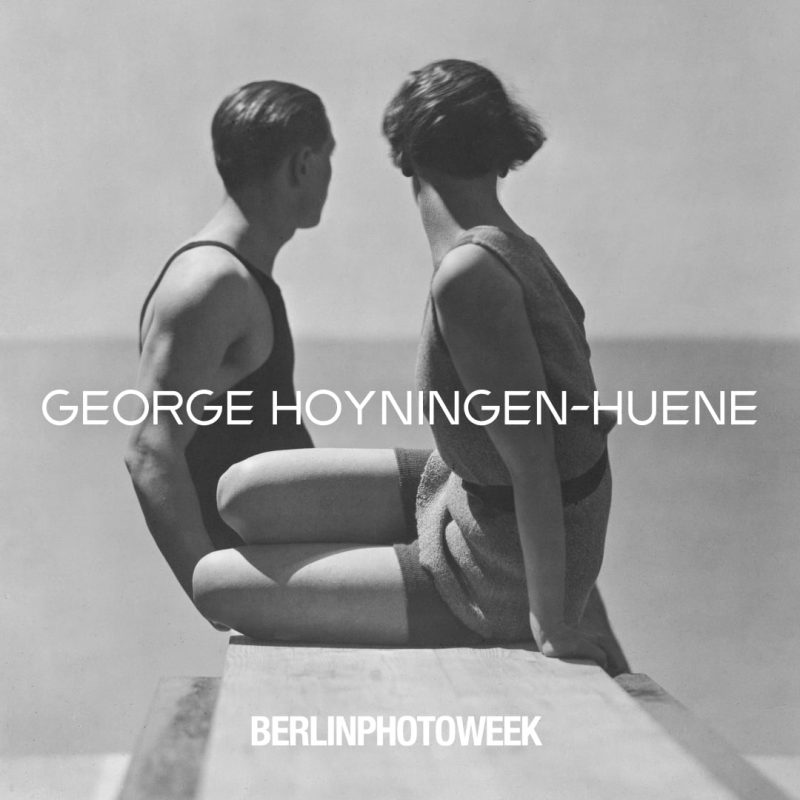 BERLIN PHOTO WEEK makes its big comeback this summer – kicking off its third edition on 26 August 2021.