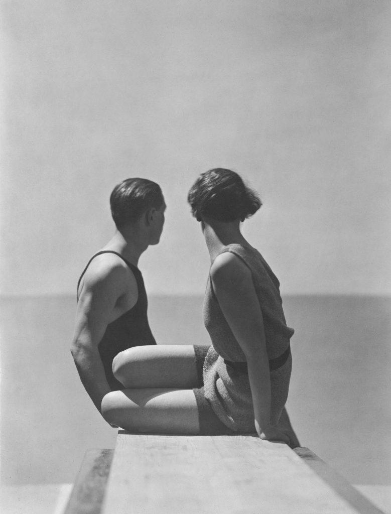 George Hoyningen-Huene The Divers
