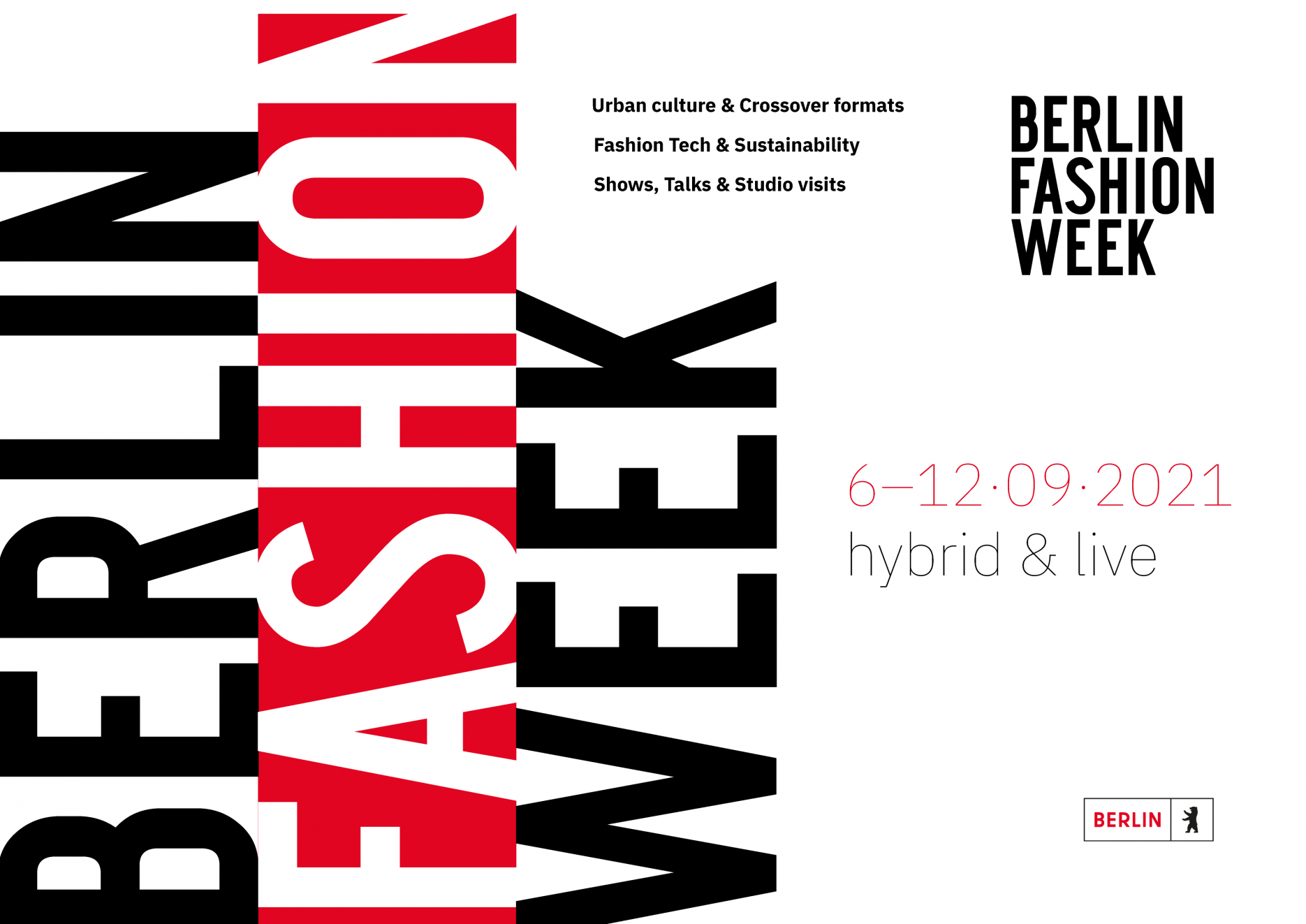 Twice a year, Berlin becomes an international stage for fashion and lifestyle.