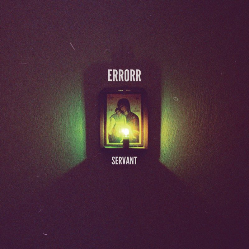 """Berlin based post-punk act Errorr haverevealed their debut EP """"Servant"""". Seven fuzz drenched songs about social injusticethat hover between Shoegaze and punk rock.Photo KEYI STUDIO"""